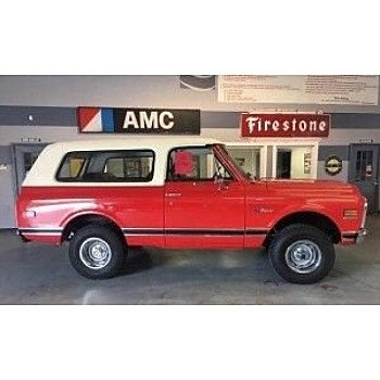 1971 Chevrolet Blazer for sale 101331058