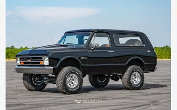 1971 Chevrolet Blazer for sale 101362245