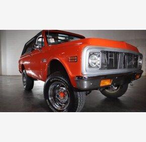 1971 Chevrolet Blazer for sale 101392012