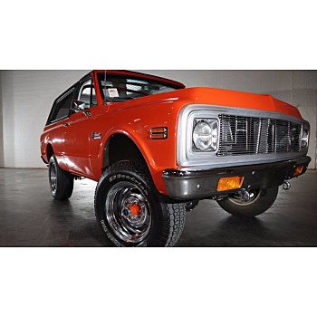 1971 Chevrolet Blazer for sale 101392012
