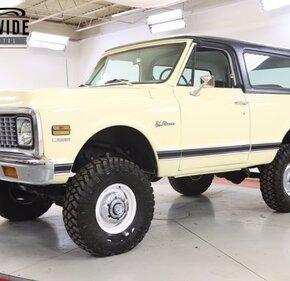 1971 Chevrolet Blazer for sale 101426941