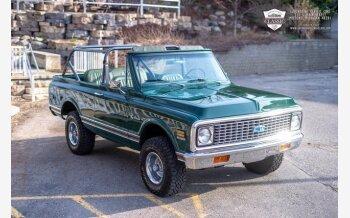 1971 Chevrolet Blazer for sale 101470048