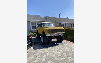 1971 Chevrolet Blazer 4WD for sale 101495858
