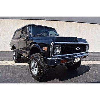 1971 Chevrolet Blazer for sale 101534738