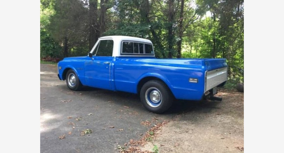 1971 Chevrolet C/K Truck for sale 100906033