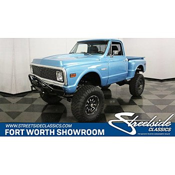 1971 Chevrolet C/K Truck for sale 100989014