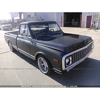 1971 Chevrolet C/K Truck for sale 101015043