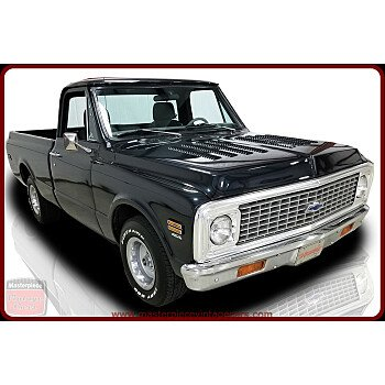 1971 Chevrolet C/K Truck for sale 101048730