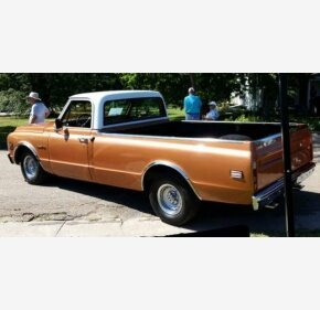 1971 Chevrolet C/K Truck for sale 100847219