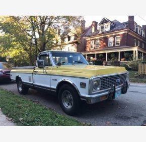1971 Chevrolet C/K Truck Cheyenne for sale 100915240