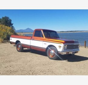 1971 Chevrolet C/K Truck for sale 100931651