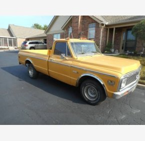 1971 Chevrolet C/K Truck Cheyenne for sale 100954763