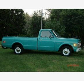 1971 Chevrolet C/K Truck for sale 100955340