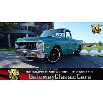 1971 Chevrolet C/K Truck Custom Deluxe for sale 101002628