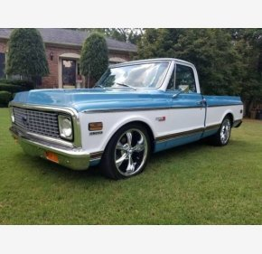 1971 Chevrolet C/K Truck for sale 101056508
