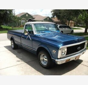 1971 Chevrolet C/K Truck for sale 101065143