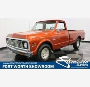 1971 Chevrolet C/K Truck for sale 101069882