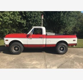 1971 Chevrolet C/K Truck for sale 101077577