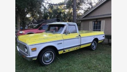1971 Chevrolet C/K Truck for sale 101115790