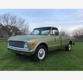 1971 Chevrolet C/K Truck for sale 101127964