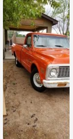 1971 Chevrolet C/K Truck for sale 101131713
