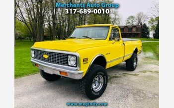 1971 Chevrolet C/K Truck for sale 101171878
