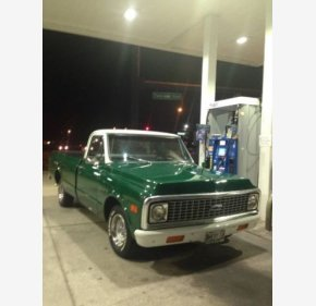 1971 Chevrolet C/K Truck for sale 101173642