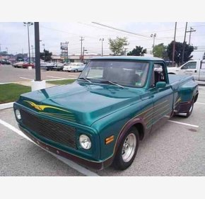1971 Chevrolet C/K Truck for sale 101185539