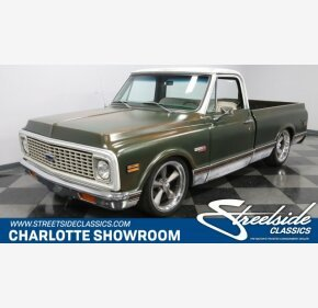 1971 Chevrolet C/K Truck for sale 101210836