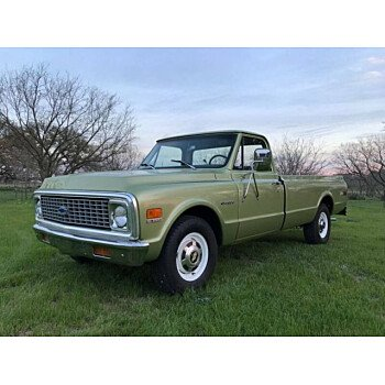 1971 Chevrolet C/K Truck for sale 101252984