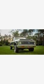 1971 Chevrolet C/K Truck Cheyenne for sale 101256486