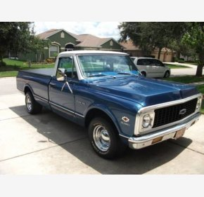 1971 Chevrolet C/K Truck for sale 101264736
