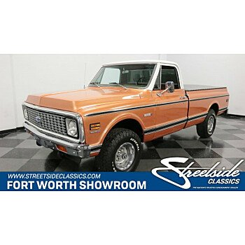 1971 Chevrolet C/K Truck for sale 101265660
