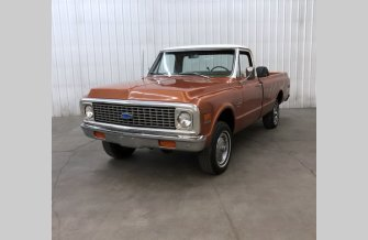 1971 Chevrolet C/K Truck for sale 101305580