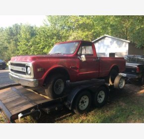1971 Chevrolet C/K Truck for sale 101364485