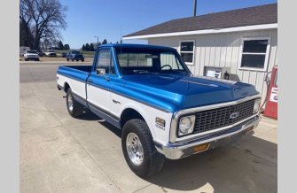 1971 Chevrolet C/K Truck Custom Deluxe for sale 101374364
