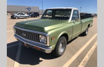 1971 Chevrolet C/K Truck for sale 101401089