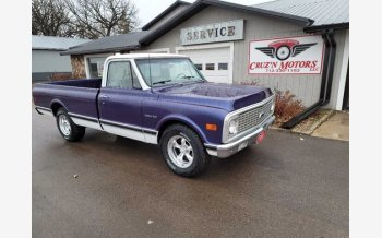1971 Chevrolet C/K Truck for sale 101417299