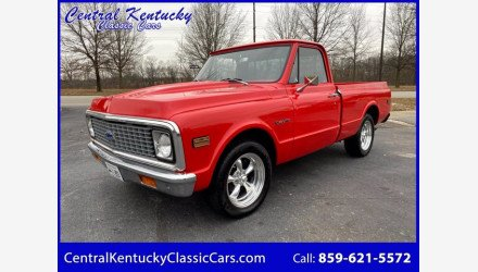 1971 Chevrolet C/K Truck for sale 101453526