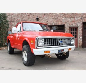 1971 Chevrolet C/K Truck for sale 101476767