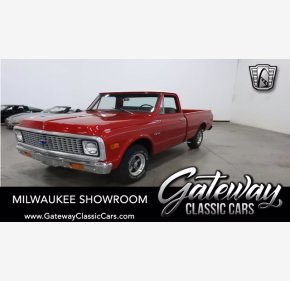 1971 Chevrolet C/K Truck for sale 101492389