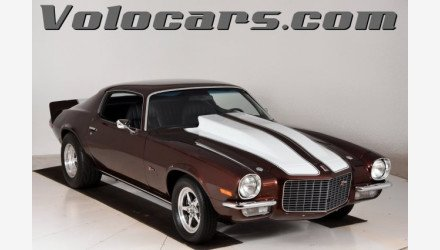 1971 Chevrolet Camaro for sale 101022757