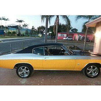 1971 Chevrolet Chevelle for sale 100960075