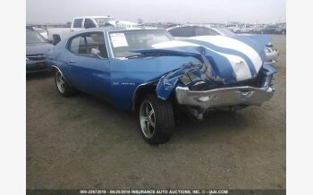 1971 Chevrolet Chevelle for sale 101015303
