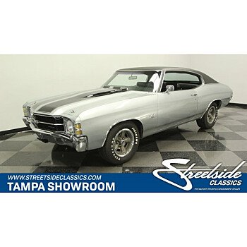 1971 Chevrolet Chevelle for sale 101029044