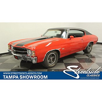 1971 Chevrolet Chevelle for sale 101034271