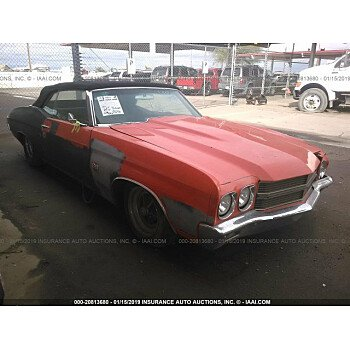 1971 Chevrolet Chevelle for sale 101101575