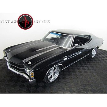 1971 Chevrolet Chevelle for sale 101126078