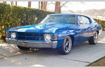 1971 Chevrolet Chevelle for sale 101458490