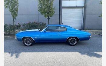1971 Chevrolet Chevelle for sale 101600262